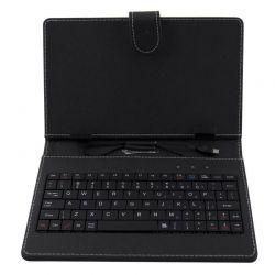 """Tastatura ESPERANZA EK127 Madera pentru tablete cu diagonala de 7.85"""" - 8"""" Neagra"""