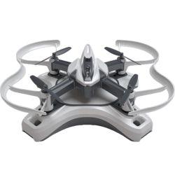 Drona mini DRONE N BASE gaming multiplayer, gri
