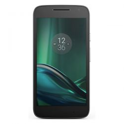 "Telefon MOTOROLA Moto G4 Play  5"" 720x1280 pixels (HD), 2G, 3G, 4G, Dual SIM, Quad core, 2 GB RAM, stocare 16 GB, Negru, cameră față 5 MP, cameră spate 8 MP, Android 6.0 (Marshmallow)"