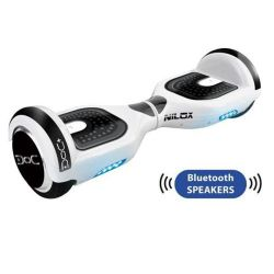 Transportor Electric Doc 2 Plus Bluetooth Alb + Husa