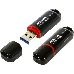 Stick de memorie ADATA 16GB DashDrive Value UV150 3.0 negru