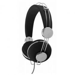 Casti ESPERANZA Macau EH149K stereo cu control volum pe fir Negre