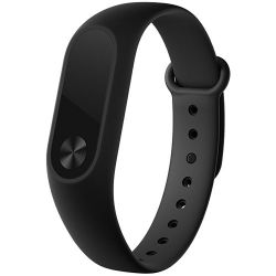 Smartwatch XIAOMI Miband 2 cu display OLED Fitness Monitor Negru
