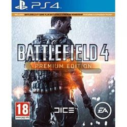 Joc BATTLEFIELD 4 PREMIUM EDITION BUNDLE, PS4