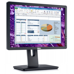 Monitor Dell P1913S, 1280 x 1024, 19 inch LED Backlight, 5ms, VGA, DVI, 3x USB
