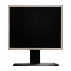 Monitor HP L1755, LCD, 17 inch, 1280 x 1024, VGA, DVI, Grad B, Fara picior
