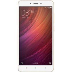 "Telefon XIAOMI Redmi Note 4 5.5"" 1080x1920 pixels (FHD), 2G, 3G, 4G, Dual SIM, Deca core, 3 GB RAM, stocare 64 GB, Auriu, cameră față 5 MP, cameră spate 13 MP, Android 6.0 (Marshmallow)"