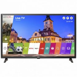 "Televizor LED Smart LG 32LJ610V  32"" (81 cm), Smart TV, Plat, Full HD, WebOS, Negru"