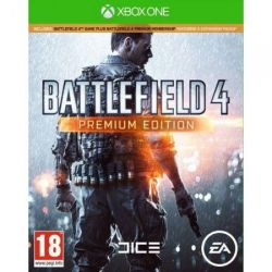 Joc BATTLEFIELD 4 PREMIUM EDITION BUNDLE, Xbox One