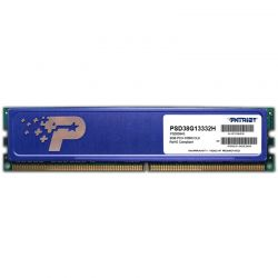 Memorie Patriot Signature Line Heatspreader 8GB DDR3 1333MHz CL9 Dual Rank 1.5v