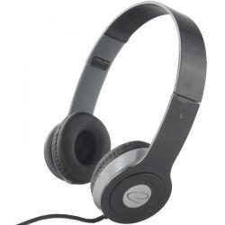 Casti ESPERANZA Techno EH145K stereo cu control volum pe fir Negre