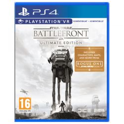 Joc STAR WARS BATTLEFRONT ULTIMATE BUNDLE, PS4