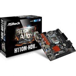 Placa de baza ASRock H110M-HDV R3.0