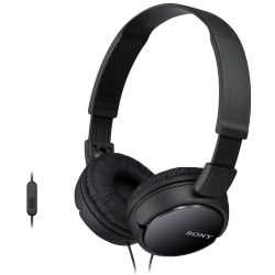 Casti cu microfon SONY MDRZX110AP Negre