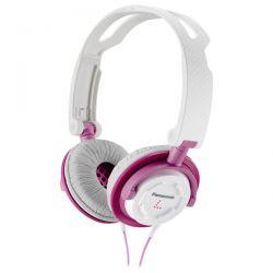Casti PANASONIC RP-DJS150E-P Alb/Violet