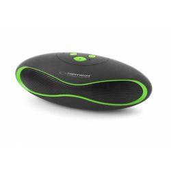 Boxa Bluetooth ESPERANZA Trival Verde/Negru
