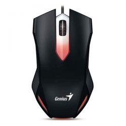 Mouse Optic GENIUS X-G200 Iluminare LED Negru