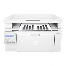 Multifunctional Laser alb-negru HP Pro M130NW, A4 WiFi, LAN, Duplex Da (manual), Tavă coli: 100 coli