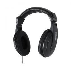 Casti cu microfon INTEX Mega HS-301B Negre