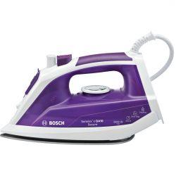 Fier de calcat BOSCH TDA1024110, 130g/min, 2400W, alb/violet