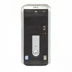 Calculator NEC Powermate VL350 Tower, AMD Athlon 64 3000+, 1.80 GHz, 1 GB DDR, 80GB SATA, Combo