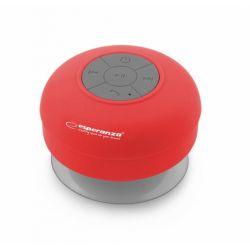 Boxa Bluetooth ESPERANZA Sprinkle EP124R rezistenta la apa Rosie