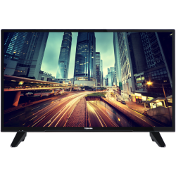 "Televizor LED TOSHIBA 32W1633DG 32"" (81 cm), Plat, HD, Negru"