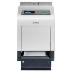 Imprimanta KYOCERA FS-C5200DN, Duplex, Retea, 21 PPM, USB 2.0, 600 x 600 DPI, Color, A4