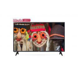 """Televizor LED LG 32LJ500V  32"""" (81 cm), Plat, Full HD, Negru"""