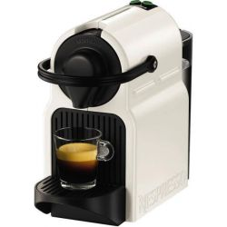 Espressor KRUPS Nespresso Inissia XN1001, 0.7l, 19 bari, 1260W, alb