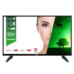 "Televizor LED Smart HORIZON 32HL7310H  32"" (81 cm), Smart TV, Plat, HD, Negru"