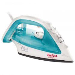 Fier de calcat TEFAL FV3910E0, 110 g/min, 2200W, alb/turcoaz