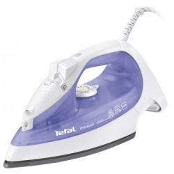 Fier de calcat TEFAL Primagliss FV2545E0, 90 g/min, 2000W, alb/mov