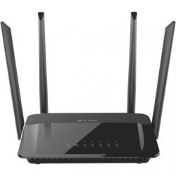 Router Wireless D-LINK DIR-842 Dual Band AC1200, 4 porturi