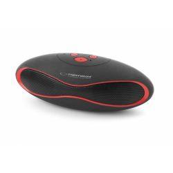 Boxa Bluetooth ESPERANZA Trival Rosu/Negru