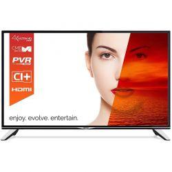 "Televizor LED HORIZON 49HL7500U 49"" (124 cm), Plat, Ultra HD, Negru"