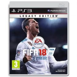 JOC FIFA 18 PS3