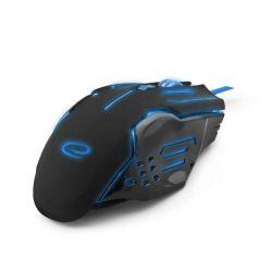 Mouse gaming ESPERANZA EGM403B, Optic, USB, 2400 DPI, Albastru