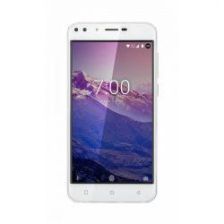 "Telefon KRUGER & MATZ Move 7 5"" 720x1280 pixels (HD), 2G, 3G, 4G, Dual SIM, Quad core, 1 GB RAM, stocare 8 GB, Alb, cameră față 2 MP, cameră spate 5 MP, Android 7.0 (Nougat)"