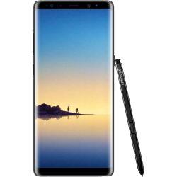 "Telefon SAMSUNG Galaxy Note 8  6.3"" 1440x2960 pixels, 2G, 3G, 4G, Dual SIM (Dual Stand-by), Octa core, 6 GB RAM, stocare 64 GB, Negru, cameră față 8 MP, cameră spate 12 MP, Android 7.1 (Nougat)"