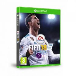 JOC FIFA 18 XBOX ONE