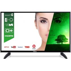 "Televizor LED Smart HORIZON 55HL7310F 55"" (140 cm), Smart TV, Plat, Full HD, Producător specific, Negru"