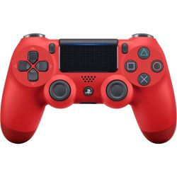 GamePad SONY PlayStation Dual Shock 4 V2 Magma Red