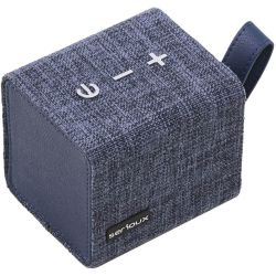 Boxa Bluetooth Portabila SERIOUX Wave Cube 5