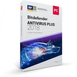 Licenta Antivirus BITDEFENDER 2018 3 Useri 1 an
