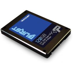 SSD PATRIOT Burst 120GB 2.5'' SATA3 R/W:560/540 MB/s 3D NAND