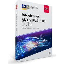 Licenta Antivirus BIT DEFENDER 2018 1 User 1 An