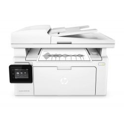 Multifunctional Laser alb-negru HP Pro M130FW WiFi, LAN, Duplex Da (manual), Tavă coli: 100 coli
