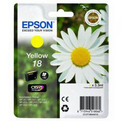 Cartus de cerneala EPSON 18 C13T18044010 Galben