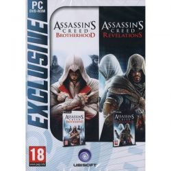 Joc Assasin's Creed Brotherhood + Assassin's Creed Revelations pentru PC
